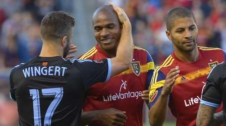 Former Real Salt Lake player and now New