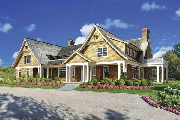 Developer David Walentas and prolific Hamptons home builder