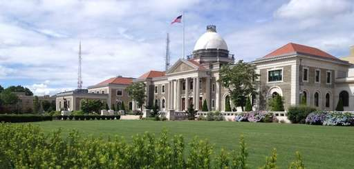 The Theodore Roosevelt Executive and Legislative Building in