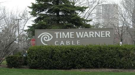 Time Warner Cable offices in Rochester. A Time