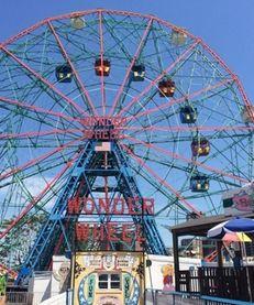 amny wonder wheel