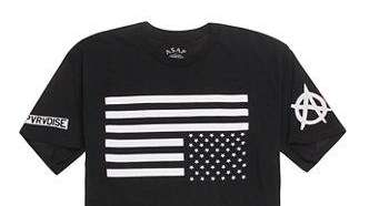 This A$AP Worldwide T-shirt on sale at Pacsun.com