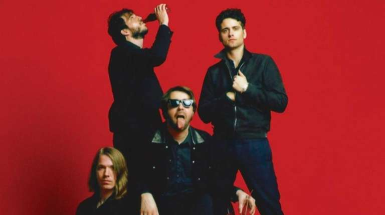 The Vaccines'