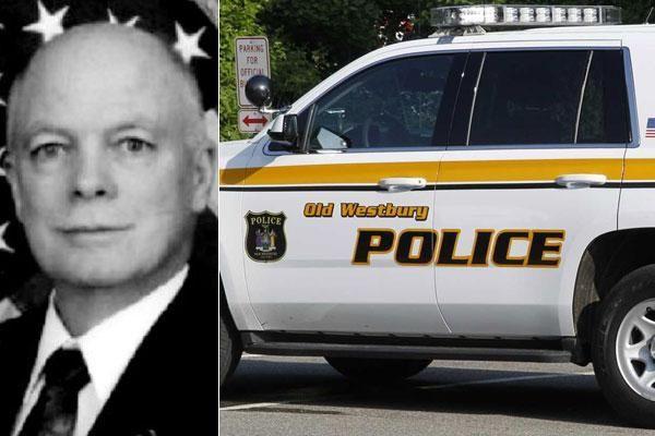 Old Westbury Chief Daniel E. Duggan retired last