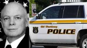 Old Westbury Chief Daniel E. Duggan retired last