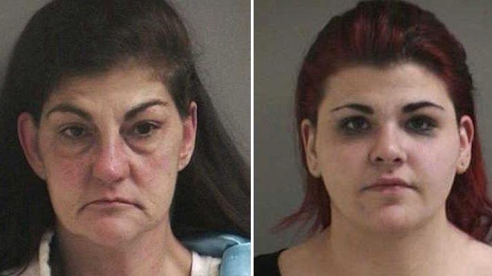 Denise Burke, 51, and her daughter, Danielle Burke,