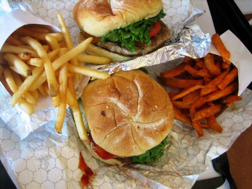 Burger Bite, West Hempstead: At this ultra-casual spot,