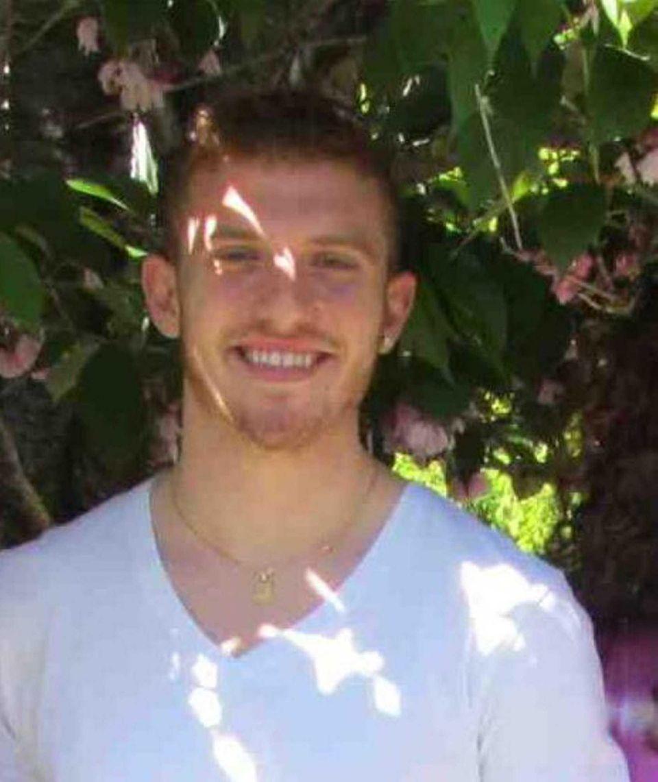 Sage Chasen, 18, a senior at West Babylon