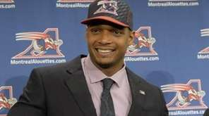 Montreal Alouettes Canadian Football League team general manager