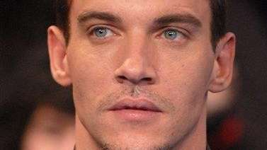 Jonathan Rhys Meyers, who has been to rehab