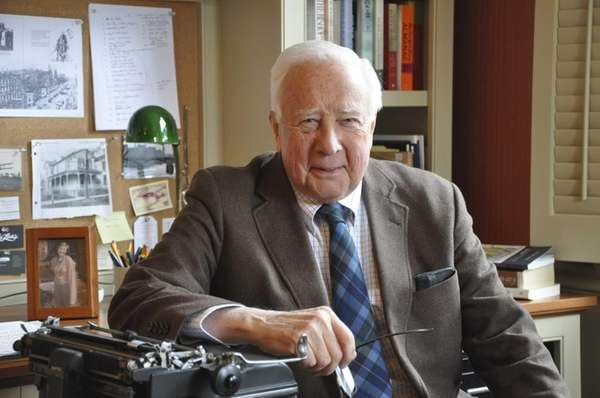 David McCullough, author of