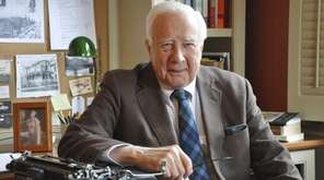 """David McCullough, author of """"The Wright Brothers"""" (Simon"""