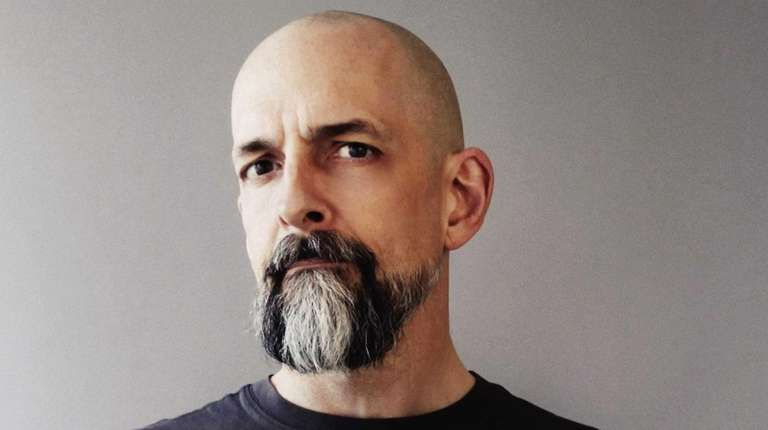 Neal Stephenson, author of