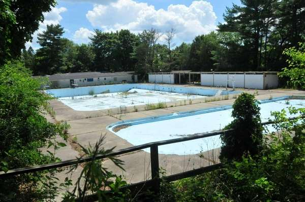 The Roslyn Country Club, seen on June 7,