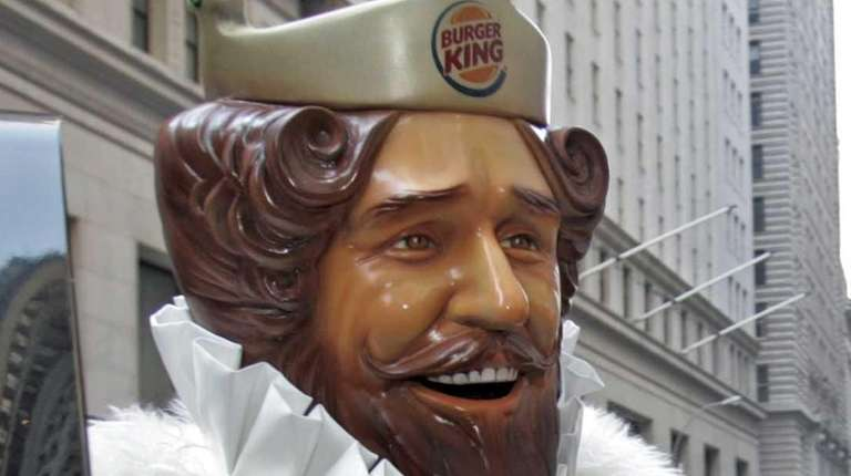 Burger King regained its status as the No.