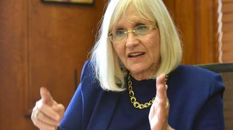 Town of North Hempstead Supervisor Judi Bosworth in