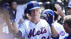 New York Mets starting pitcher Noah Syndergaard is
