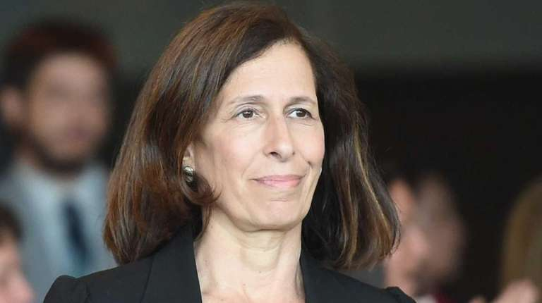 Democratic candidate for Nassau County Legislator Ellen Birnbaum