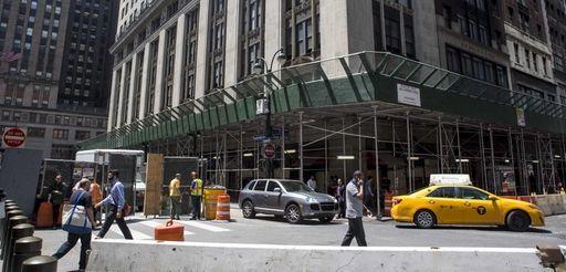 "A developer plans to build a 4,000-square-foot ""transit"
