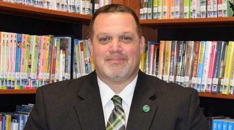 Robert Vecchio, school board president for the William