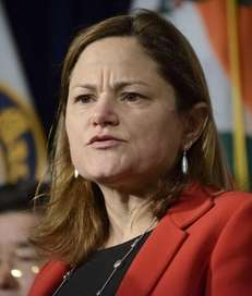 New York City Council Speaker Melissa Mark-Viverito during