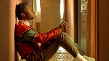 David Oyelowo as Peter Snowden in the HBO
