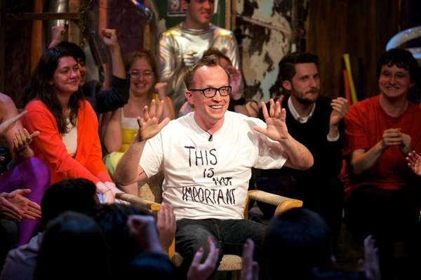 Chris Gethard takes his show from public access