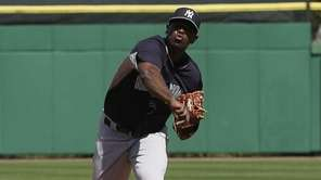 Righthander Luis Severino is the Yankees top pitching