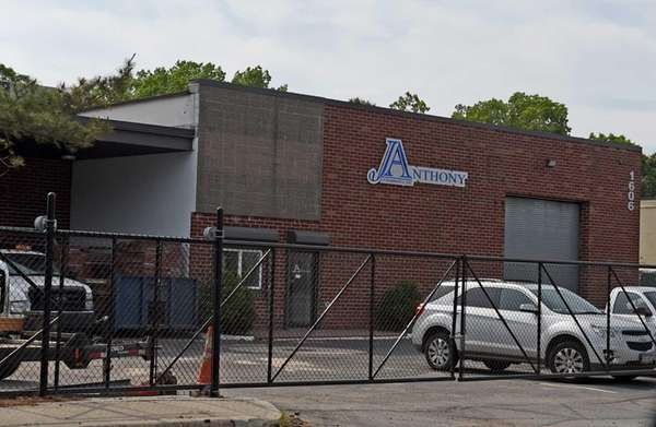 Contractor J. Anthony Enterprises Inc., which does heavy