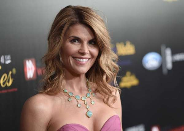 Lori Loughlin attends the 40th Anniversary Gracies Awards