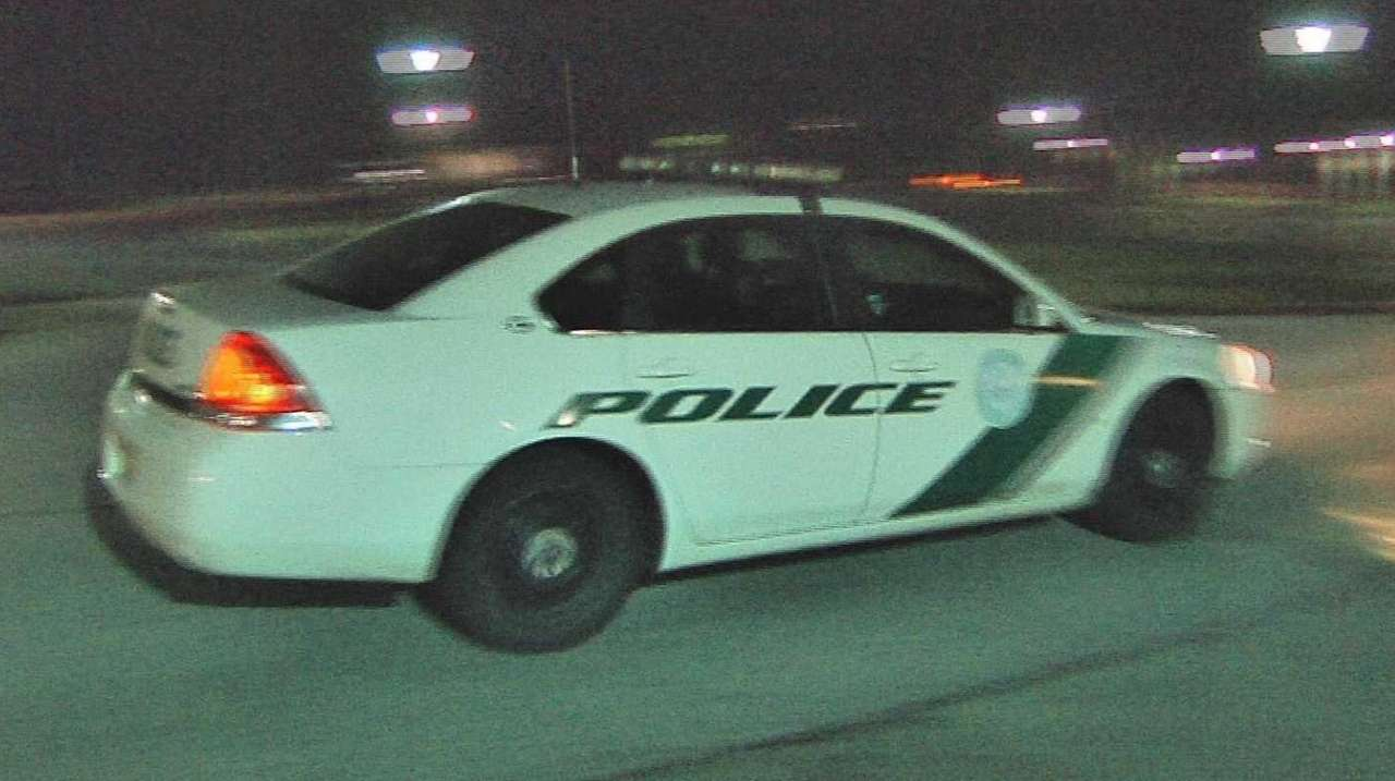 Park police search Bethpage State Park Thursday night,