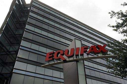 Equifax Inc. in Atlanta on July 21, 2012.