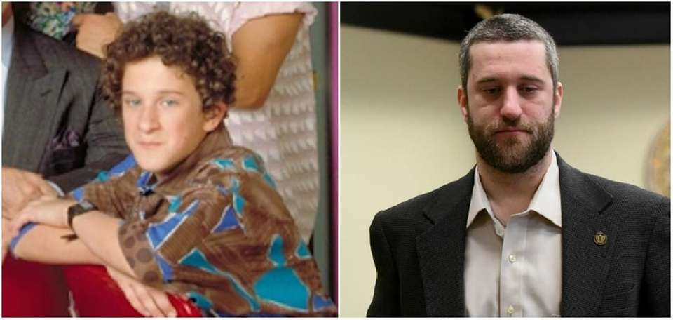 Dustin Diamond is the actor best known for