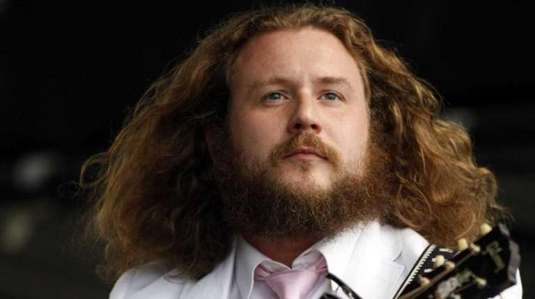 Jim James performs with My Morning Jacket at