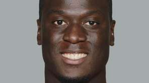 Atlanta Falcons linebacker Prince Shembo is shown in