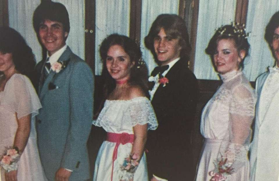 Seaford High School's Class of 1984 attends their