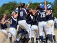 Eastport-South Manor celebrates its 4-3 victory in the