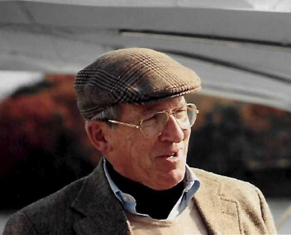 Dr. William Hoffman, former director of internal medicine
