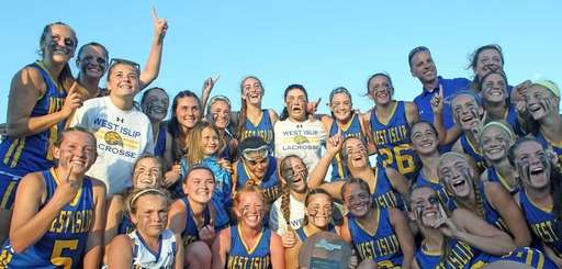 West Islip celebrates its Long Island Class A