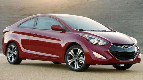 The 2013 to 2014 Hyundai Elantras are a