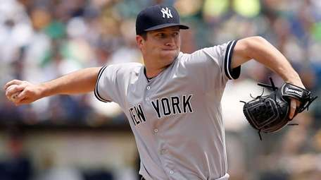 Adam Warren #43 of the New York Yankees