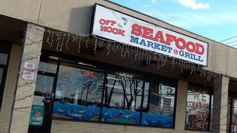 Off the Hook Seafood Market & Grill in