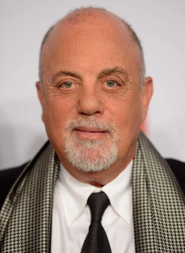Billy Joel at Cipriani Wall Street in Manhattan