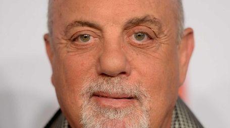Billy Joel at Cipriani Wall Street in Manhattan
