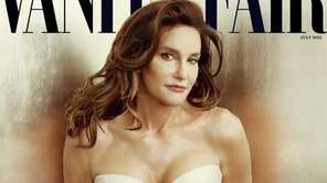 Bruce Jenner, 65, as a woman named Caitlyn
