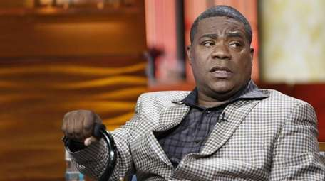 Tracy Morgan appears on NBC's