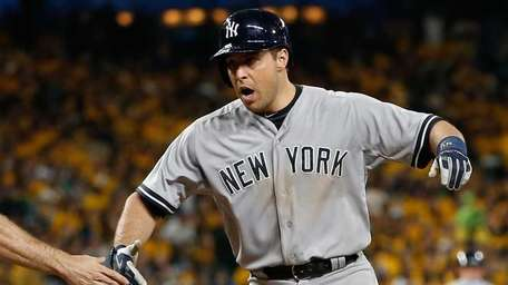 Mark Teixeira of the New York Yankees is