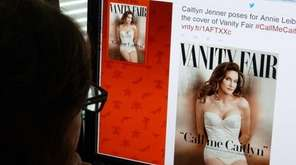 A journalist looks at Vanity Fair's Twitter site