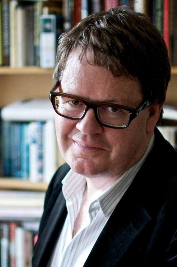 James Runcie, author of