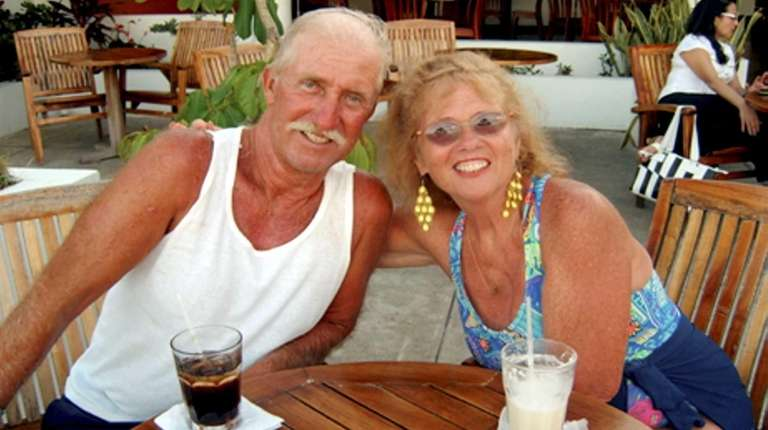 Ken and Ethel Lesko of Valley Stream in